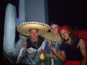 MEXICO TEQUILA NIGHT