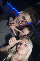 HALLOWEEN EXCLUSIVE NIGHT | ANDREA POMEJE | MARCO