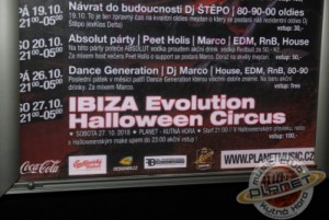 ♛ IBIZA Evolution _ Halloween Circus / So 27.10. / Planet KH