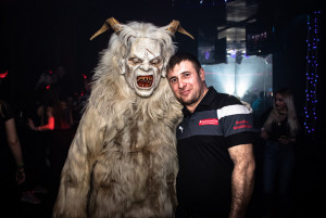 IBIZA Evolution & Krampus čerti / Planet KH / Sobota 7.12.2019