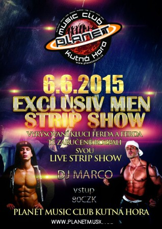 EXCLUSIV MEN STRIP SHOW | MARCO | disco dance, clubmix,edm,
