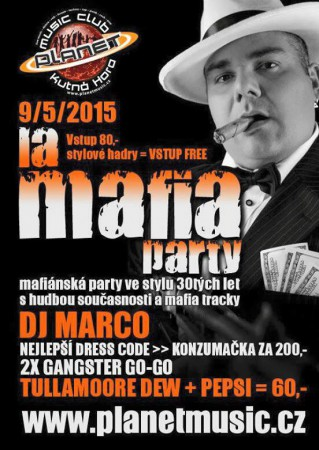 LA MAFIA PARTY | MARCO |GO-GO| disco dance, rnb,house,edm
