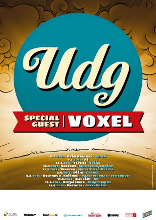 UDG + VOXEL || LIVE || after party