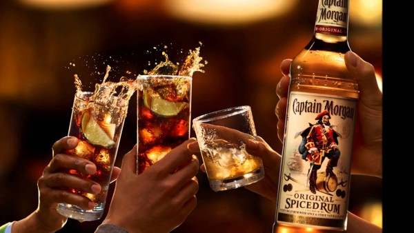 Captain Morgan party|Dj Marco|Markus Delaricca