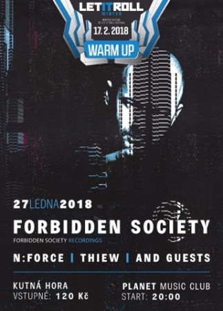 Forbidden Society | Let It Roll Warm Up