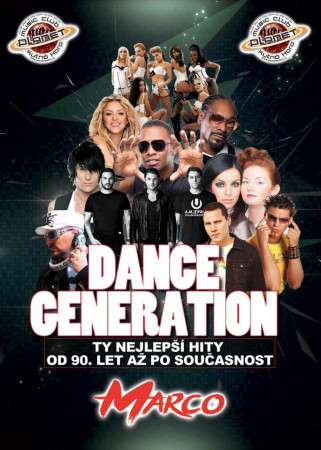 Dance Generation| Dj Marco|House,Dance,80-90