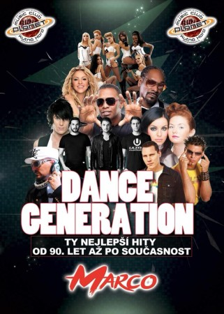 Dance Generation| Dj Marco | House ,EDM,RnB, 80-90.