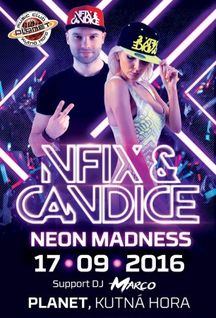 NEON MADNESS | NFIX & CANDICE | MARCO | edm