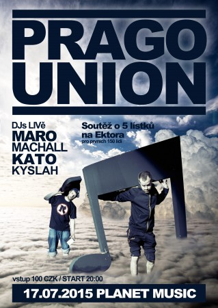 PRAGO UNION //LIVE// | KATO | MARO | MACHALL | KYSLAH | after MARCO