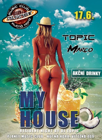 My House| Topic|MARCO| House,EDM