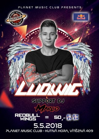 Redbull wings|LUDWIG ,Marco| EDM, RnB, House